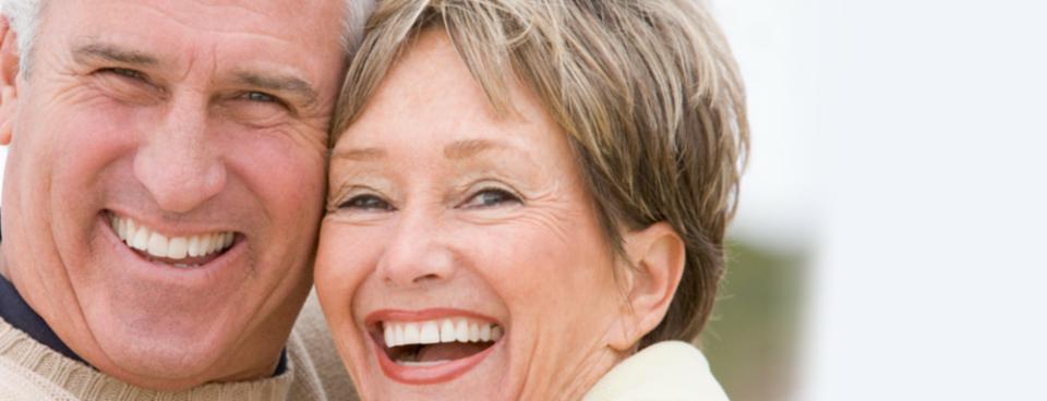 Gesundes Lächeln für einen Lebenszeit